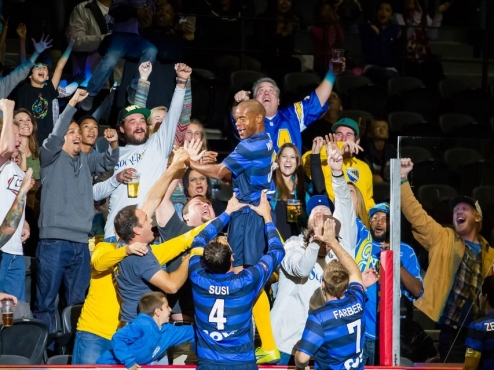 Sockers Run Winning Streak to 39