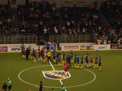 PASL's Sockers Win US Team Sports Record 41st Straight Game