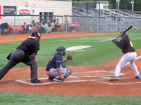Bucs sweep Chinooks in Double Header
