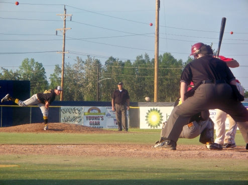 Bucs lose at Fairbanks Goldpanners 8-4