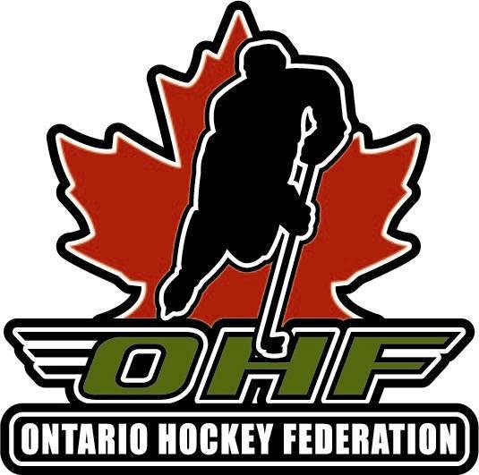 Ontario Hockey Federation logo
