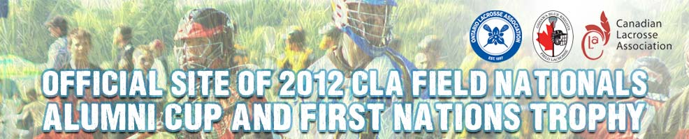 2012 CLA Field Nationals