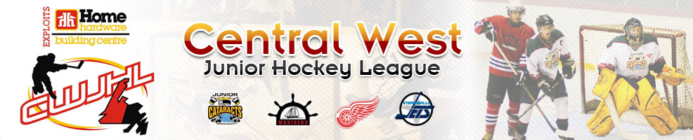 Central West Junior Hockey League
